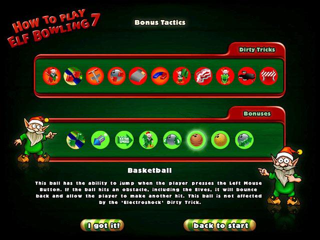 Game elf bowling: hawaiian vocation free download elf bowling.