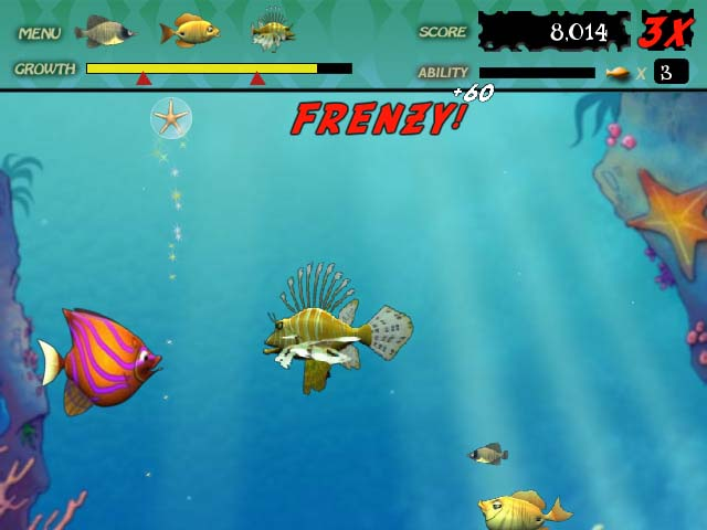 Free Feeding Frenzy Game Download. 9 Mb) .