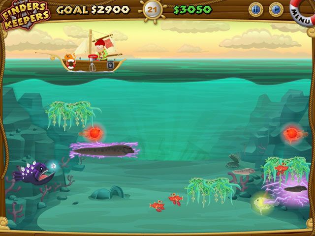 finders keepers free online game
