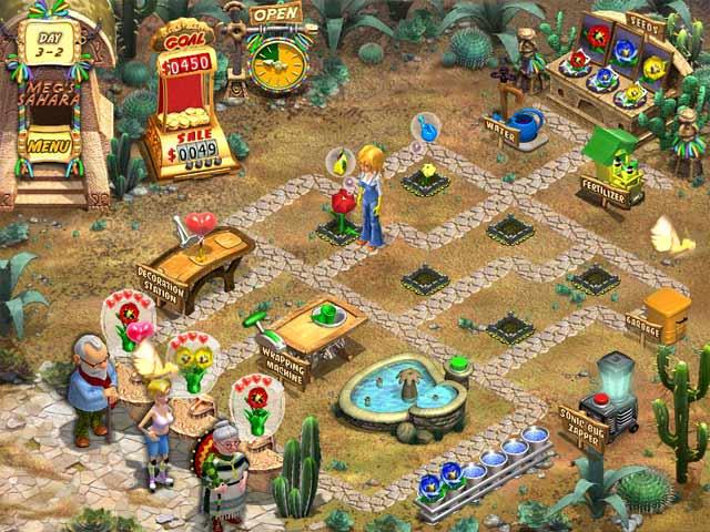 Game Flower Shop: Big City Break Free Download Flower Shop: Big City Break