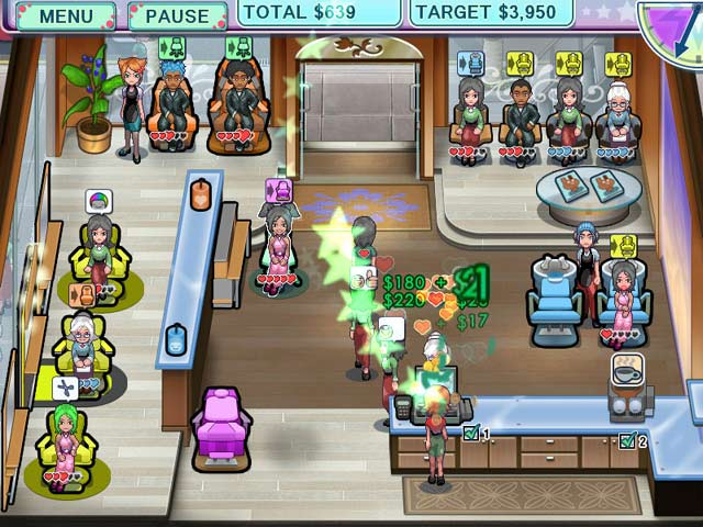 Game Sally's Salon free download Sally's Salon