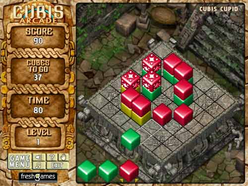 cubis online game