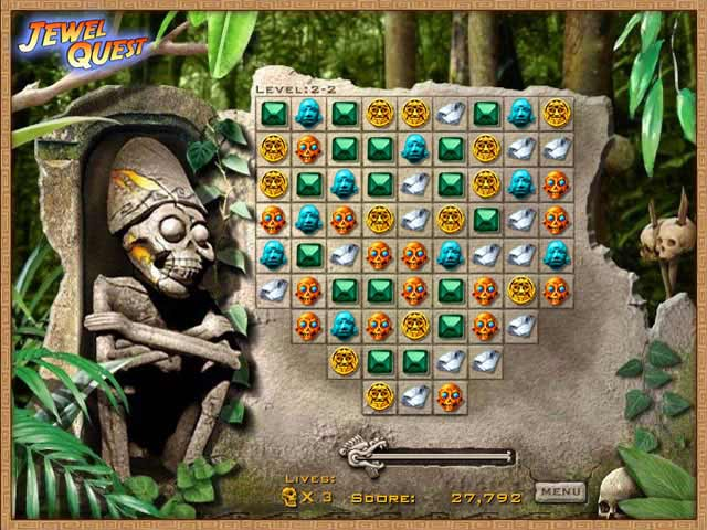 free online games jewel quest