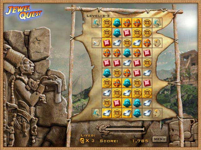 play jewel quest free online