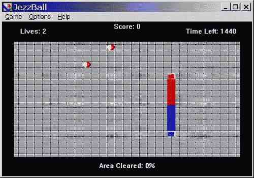 Download The Original Jezzball Game
