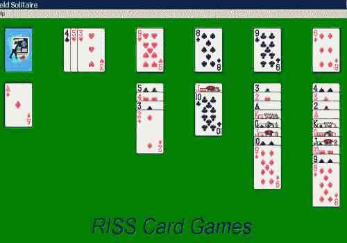 how to win canfield solitaire