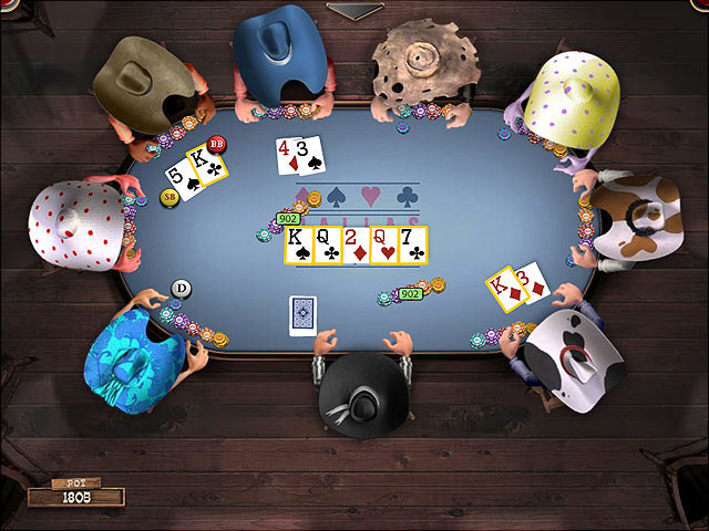 FreeDownload Governor of Poker (37.58M) Also available for Mac