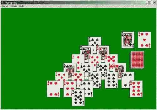 онлайн игра пирамида