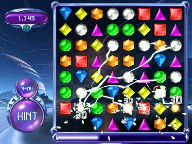 free game of bejeweled