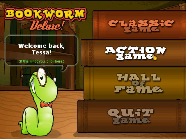 play bookworm for free