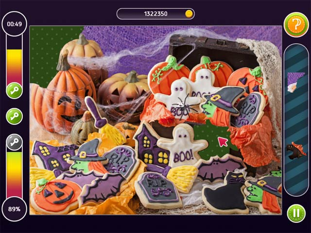 Game Holiday Mosaics Halloween Puzzles free download Holiday Mosaics