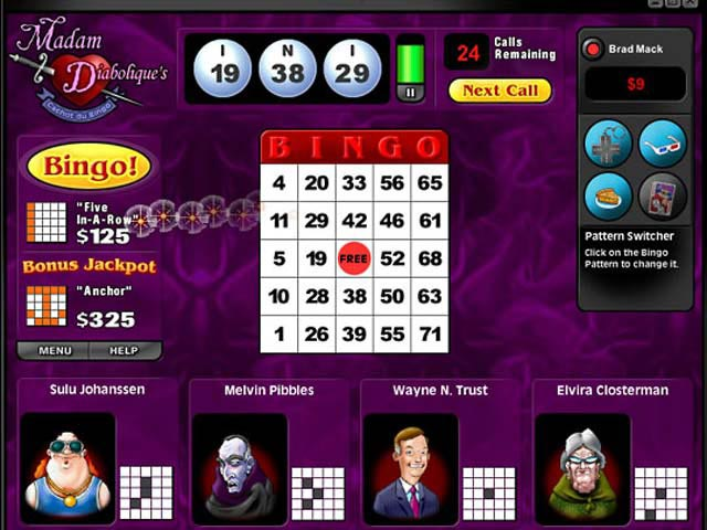 video bingo game download