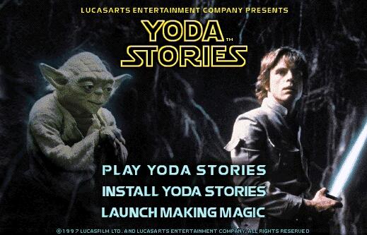 Yoda Stories free download Yoda Stories