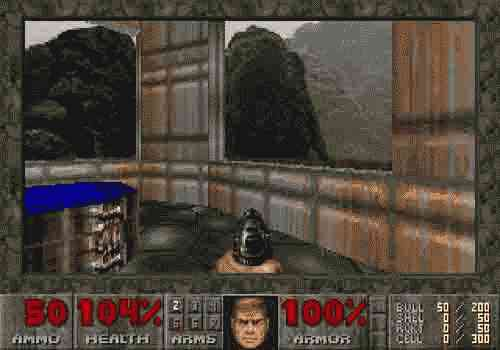 The game Doom. For free download The game Doom press download button