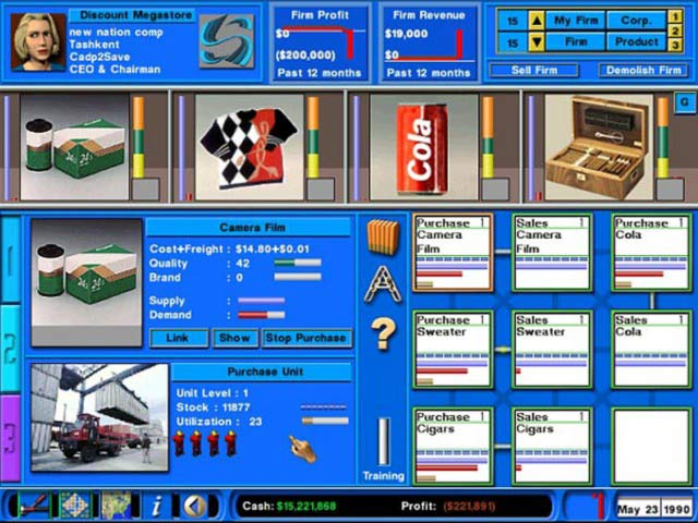 game capitalism ii free download capitalism ii