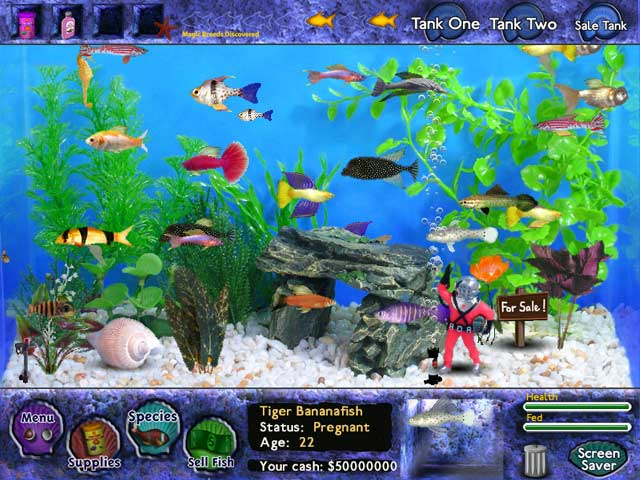 Game fish tycoon free download game fish tycoon for Fish and game